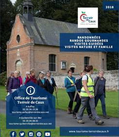 Animations Office de Tourisme Terroir de Caux Normandie 2018