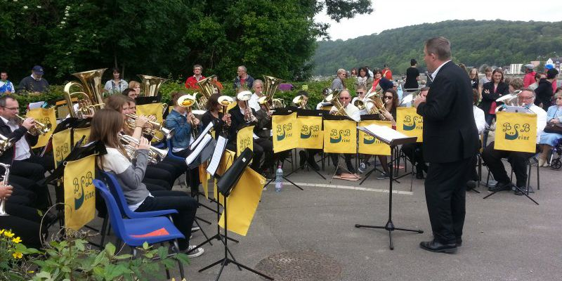 Brass Band en Seine