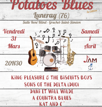 Potatoes Blues festival 2017
